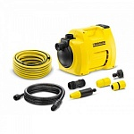 "Садовый насос Karcher BP 4 Garden Set Plus (GER, 1000 Вт, 45 м, 66 л/мин, 1"" 9)"