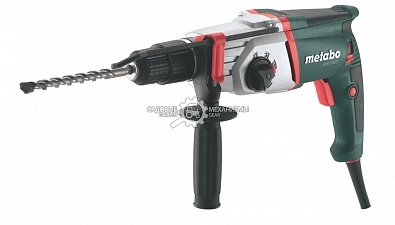 Перфоратор Metabo KHE 2650 (SDS-plus, 800 Вт, 2.7 Дж, +БЗП)
