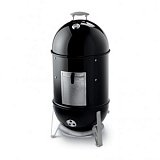 Коптильня Weber Smokey Mountain Cooker  (47 см, черный)