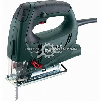 Лобзик Metabo STEB 80 Quick (590 Вт, маятник, кейс)