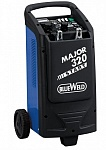 Пуско-зарядное устройство Blue Weld Major 320   (PRC, 220 В,12/24В, 20-700 А, 10 кВт)