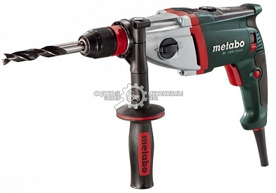 Дрель Metabo BE 1300 Quick (2-ск, 1300 Вт, 46 Нм, БЗП-Quick)