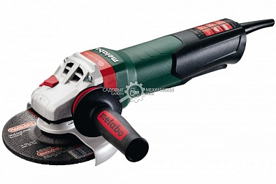 Угловая шлифмашина Metabo WEPBA 17-150 Quick (GER,1700 Вт,150 мм,9600 об/мин, торм, автоб, неф.выкл.,2.8 кг.)