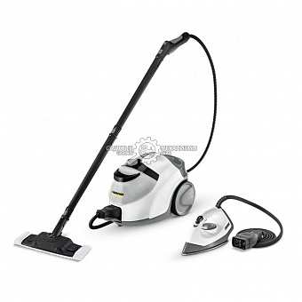 Пароочиститель Karcher SC 5 Premium +Iron Kit  (ITA, 2200 Вт, 4.2 бар, 6 кг)