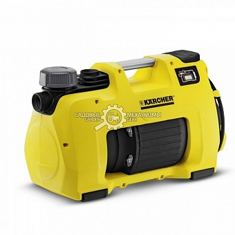 Садовый насос Karcher BP 3 Home&Garden (GER, 800 Вт, 40 м, 55 л/мин, 10.3 кг)