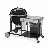 Гриль угольный Weber Summit Charcoal Grill Center Weber Summit Charcoal Grill Center