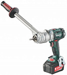 �������������� �����-���������� Metabo BS�18�LTX-X3�Quick (2 x 5,2 ��, ASC 30-36, ����)