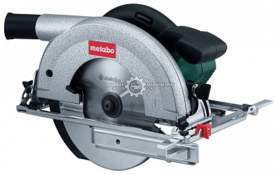 Пила циркулярная Metabo KS 66 PLUS (1400 Вт, 66 мм, 190 х 30 мм)