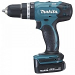 �������������� ������� �����-���������� Makita BHP343SHE (Li-ion, 14,4 �, 1,3 �/�, 2 ���., 36/20 ��, 1,4 ��, ���.)