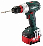 �������������� �����-���������� Metabo BS 14.4 LT Quick (50 ��, 2 � 4 ��, LiIon, ����)