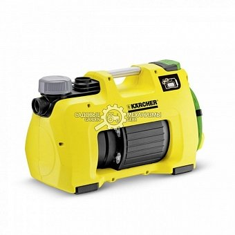 Садовый насос Karcher BP 4 Home&Garden (ITA, 950 Вт, 40 м, 63 л/мин, 10.6 кг)