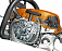 "Бензопила Stihl MS 241 C-M 16"" (GER, 42,6 куб.см., 2,3 кВт/3,1 л.с., ElastoStart, 2-MIX, M-Tronic, HD2, 3/8"", 1,3 мм., 55E, 4,5 кг.)"