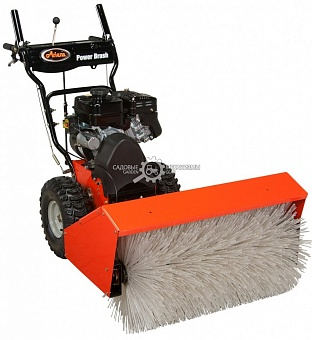 Подметальная машина Ariens Power Brush 28 (USA, 71 см, Subaru 169 куб.см., эл/стартер 220В, 91,6 кг.)