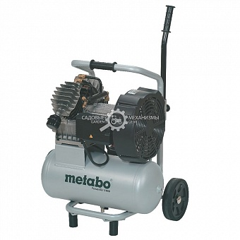 Компрессор Metabo PowerAir V 400 (2200 Вт, 2 цилиндра, 10 бар, 24 л.)